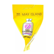Сыворотка с коллагеном May Island Highly Concentrated Collagen Ampoule