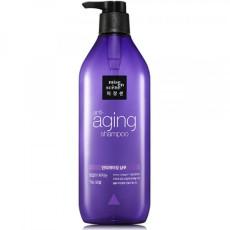 Антивозрастной шампунь для силы и здоровья волос Mise-En-Scene Aging Care Shampoo