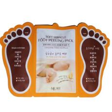 Пилинг для ног MJ Care Foot Peeling Mask