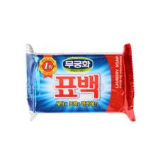 Мыло хозяйственное с эффектом кипячения Mukunghwa Bleaching Soap