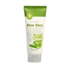 Пенка для умывания с алое Pure Mind So Fresh Cleansing Foam - Aloe Vera