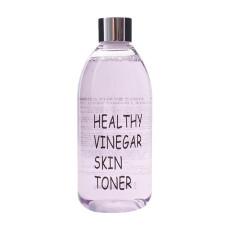 Уксусный тонер для лица с ферментированным экстрактом ягод черники Realskin Healthy vinegar skin toner - Blueberry