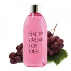 Уксусный тонер для лица с ферментированным экстрактом красного вина Realskin Healthy vinegar skin toner - Grape wine
