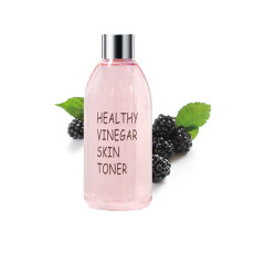 Уксусный тонер для лица с экстрактом шелковицы Realskin Healthy vinegar skin toner - Mulberry