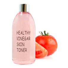 Уксусный тонер для лица с ферментированным экстрактом томата Realskin Healthy vinegar skin toner - Tomato
