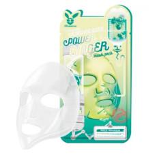 Тканевая маска с центеллой Elizavecca Deep Power Ringer Mask Pack - Centella Asiatica