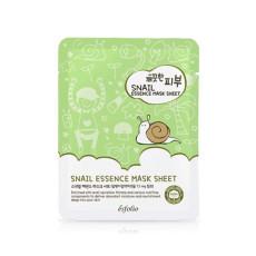 Маска тканевая улитка Esfolio Snail Essence Mask Sheet