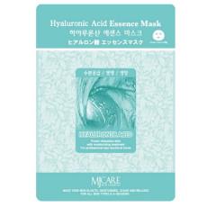 Маска тканевая гиалуроновая кислота MJ Care Hyaluronic Acid Essence Mask