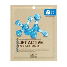 Маска для лица тканевая лифтинг MJ Care Mijin Cosmetics Lift Active Essence Mask