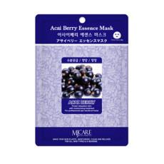 Тканевая маска ягоды асаи MJ Care Acai Berry Essence Mask