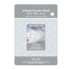 Маска тканевая арбутин MJ Care Arbutin Essence Mask