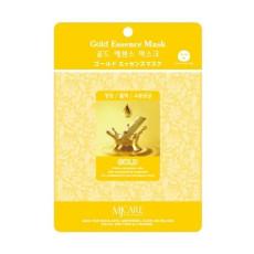 Маска тканевая золото MJ Care Gold Essence Mask