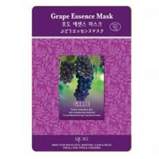 Маска тканевая виноград MJ Care Grape Essence Mask