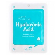 Маска тканевая c гиалуроновой кислотой MJ Care MJ on Hyaluronic Acid mask pack
