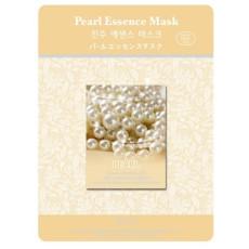 Маска тканевая жемчуг MJ Care Pearl Essence Mask