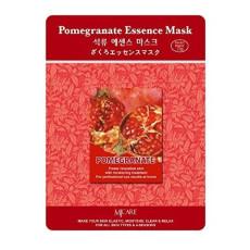 Маска тканевая гранат MJ Care Pomegranate Essence Mask
