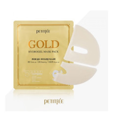 Гидрогелевая маска для лица золото Petitfee Gold Hydrogel Mask Pack