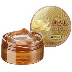Гель с улиточным экстрактом The Saem Snail Soothing Gel