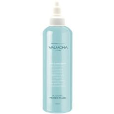 Восстанавливающая увлажняющая маска-филлер для волос Valmona Blue Clinic Protein Filled
