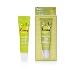 Бальзам питательный для губ Лимон Welcos Around me enriched lip essence lemon